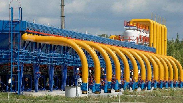Україна увійшла до двадцятки найкращих газових хабів Європи