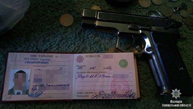 У Запорізькій області затримали банду грабіжників, які видавали себе за поліцейських