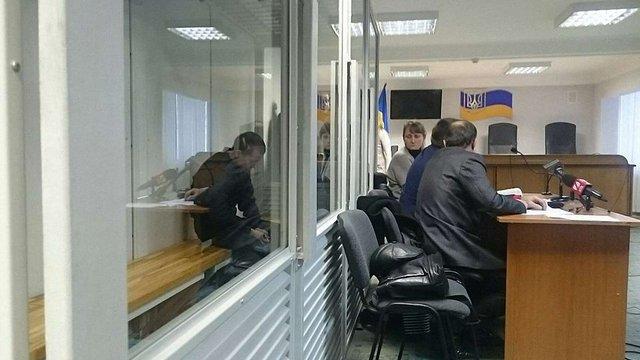 Затриманого за розбій сина депутата Попова відпустили під домашній арешт