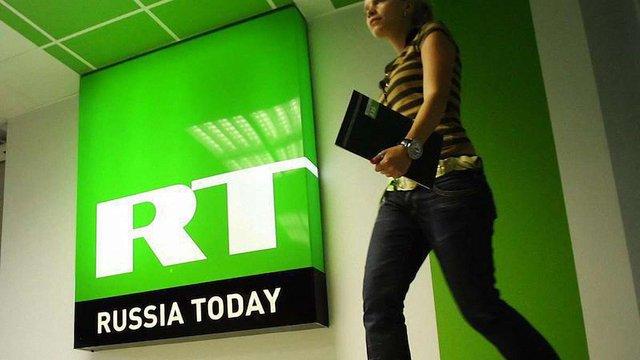 Журналістів російського телеканалу RT позбавили акредитації при Конгресі США