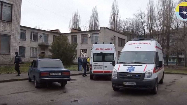 У Нікопольському суді Дніпропетровщини вибухнули дві гранати: є загиблі