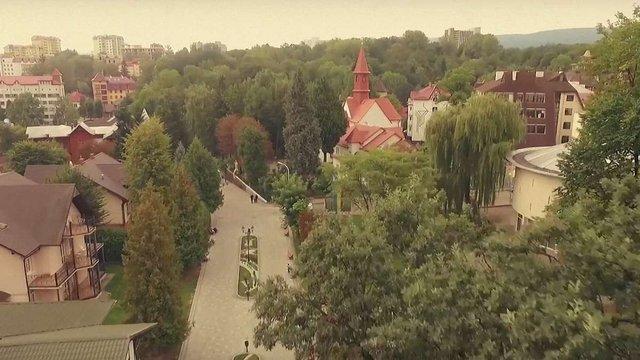 Відеоблогери зі Львова зняли ролик про туризм у Трускавці