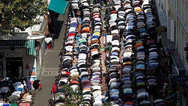 Число мусульманського населення у Європі до 2050 року може зрости втричі
