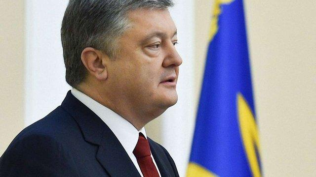 Порошенко анонсував в «досяжному майбутньому» референдуми про членство в НАТО і ЄС