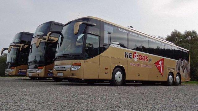 Польський автобусний лоукост-перевізник відкрив нові рейси від Медики