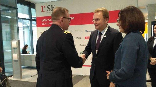 Андрій Садовий назвав умови успішної боротьби з Росією