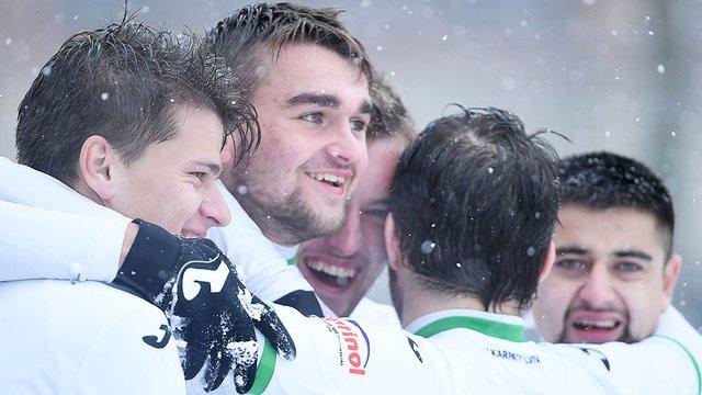 Матч молодіжних команд «Карпат» та «Олімпіка» закінчився скандалом