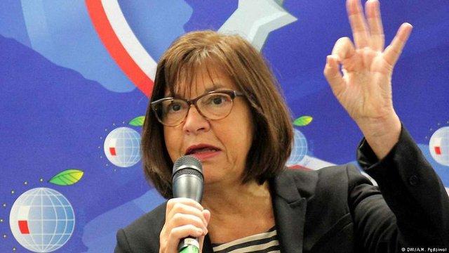 Депутатка Європарламенту закликала бойкотувати ЧС-2018 в Росії