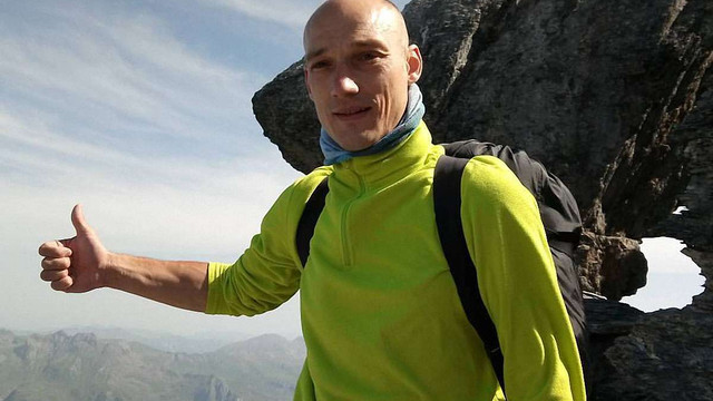 В Росії загинув руфер, якого ледь не посадили за жовто-блакитну зірку на висотці у Москві