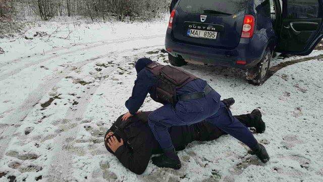 Депортований раніше соратник Саакашвілі намагався нелегально потрапити до України через Молдову