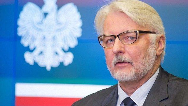 Голова МЗС Польщі заявив, що його країна довго проявляла «ангельське» терпіння щодо України