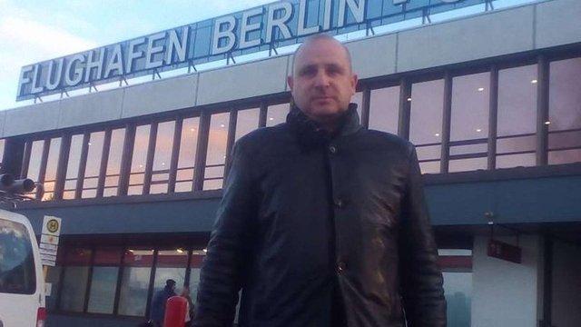 Оголошений Польщею персоною нон ґрата Святослав Шеремета в'їхав у Шенгенську зону