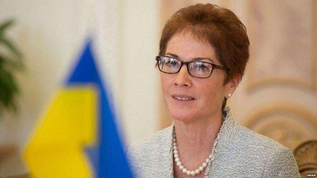 Вашингтон продовжить допомагати НАБУ та САП, – Марі Йованович