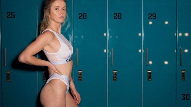 Тенісистка Еліна Світоліна знялася у відвертій фотосесії для відомого чоловічого журналу