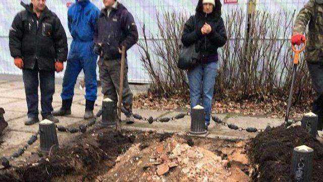 Могила більшовика Руднєва у Харкові виявилася комуністичним фейком