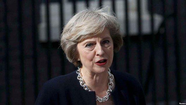 У Великій Британії спецслужби запобігли замаху на Терезу Мей