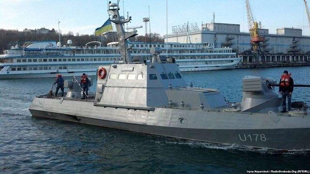 Курсанти із Севастополя, які не зрадили присязі, стали командирами нових бронекатерів ВМСУ