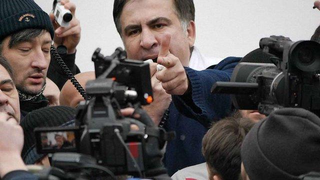 У ГПУ заявили про відправлення підозри Саакашвілі