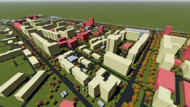 На Новому Львові наступного року почнуть будівництво школи та дитсадка
