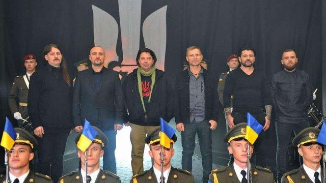 До Дня ЗСУ українські музиканти створили «Марш нової армії»