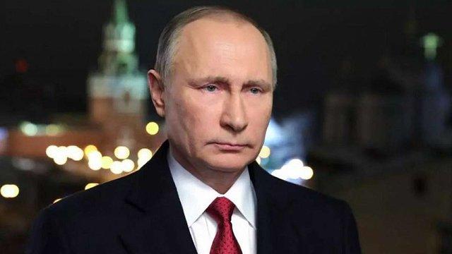 Путін оголосив про свою участь у виборах президента Росії 2018 року