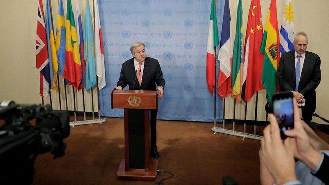Вісім членів Радбезу ООН вимагають скликати засідання щодо Єрусалиму