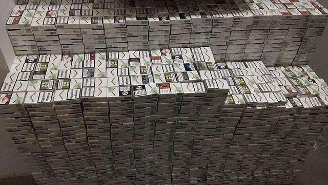 Майже 5,5 тис. пачок сигарет вилучили у контрабандиста в Раві-Руській