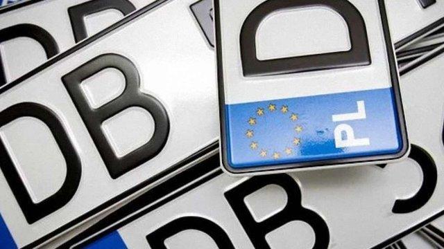 Власники автомобілів на єврономерах заплатили штрафів на ₴38 млн