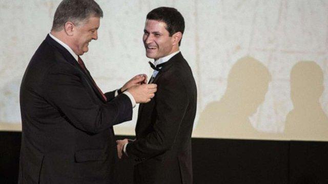 Режисер фільму «Кіборги» отримав орден «За заслуги»