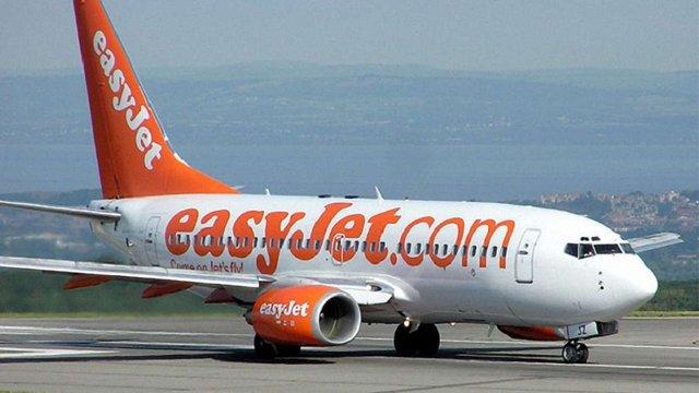 Львівський аеропорт веде переговори з британським лоукостером easyJet