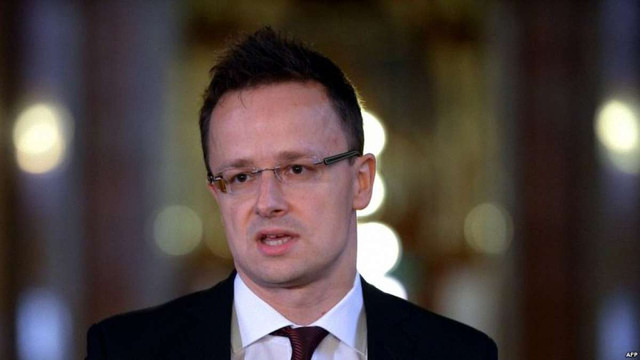 Голова МЗС Угорщини закликав направити місію ОБСЄ на Закарпаття