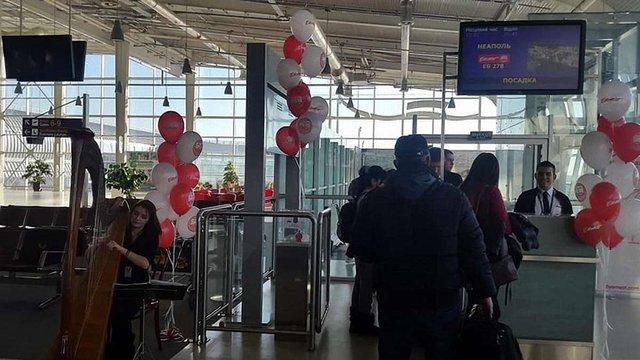 Між Львовом і Неаполем запустили регулярне авіасполучення