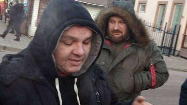 В Івано-Франківську атошники змусили водія маршрутки вибачитися перед матір'ю загиблого бійця