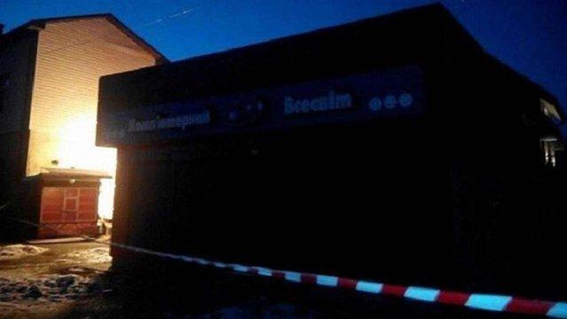 Під час пограбування магазину у Бориславі вбили двох продавців