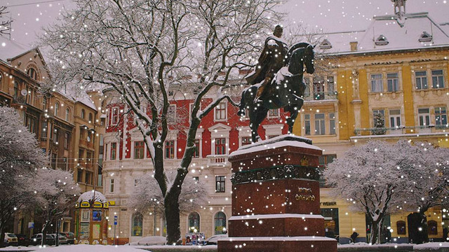 Синоптики оголосили на Львівщині штормове попередження