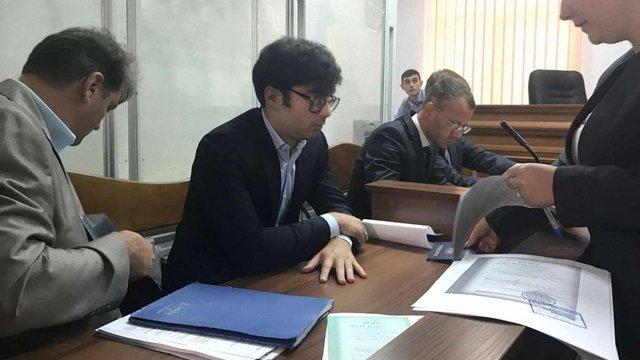 Прокуратура передала до суду обвинувачення проти сина Шуфрича
