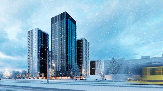 На Сихові з'явиться найвищий ЖК: Avalon Up отримав містобудівні умови та обмеження
