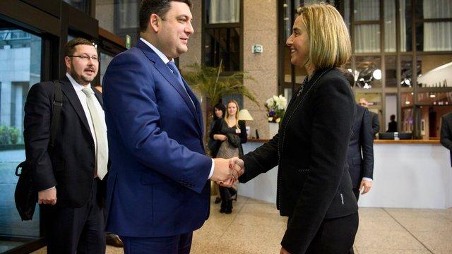 У ЄС відзначили успіхи української влади і закликали не знижувати темпу реформ