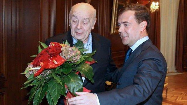 Помер радянський актор зі званням народного артиста України Леонід Бронєвой