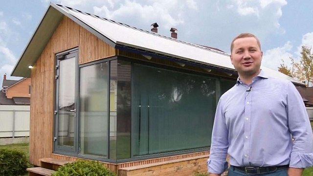 Українець заснував стартап для створення «розумних» будинків на 3D-принтері