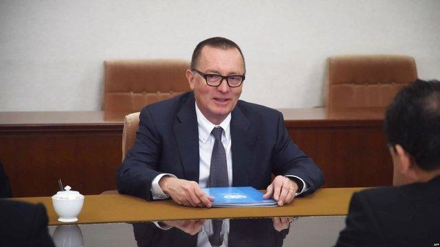 Заступник генсека ООН вперше за сім років відвідав КНДР