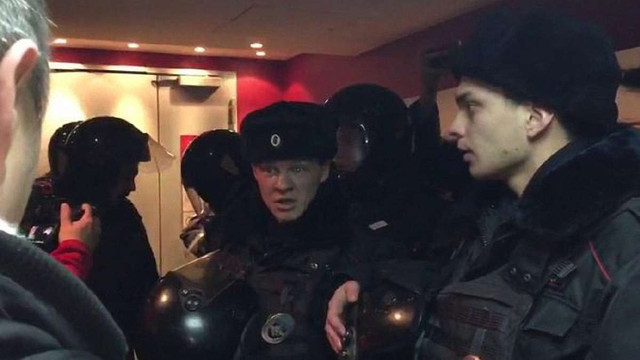 У Москві зірвали показ фільму про війну на Донбасі
