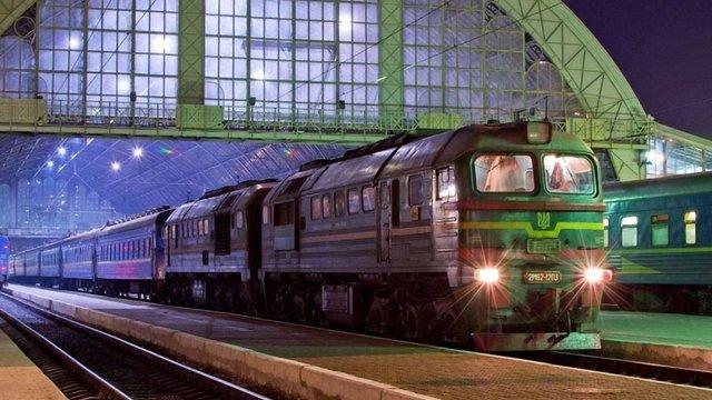 В Україні почав діяти новий графік руху поїздів