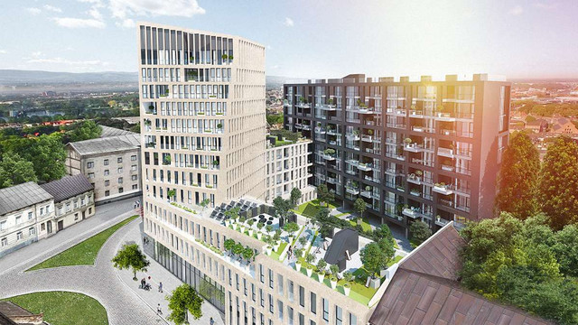 ЖК Forum Apartments остаточно переміг у суді