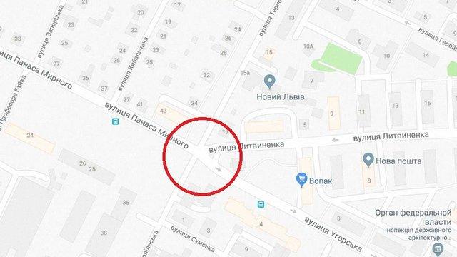Перехрестя на Новому Львові на п'ять днів перекриють для руху транспорту