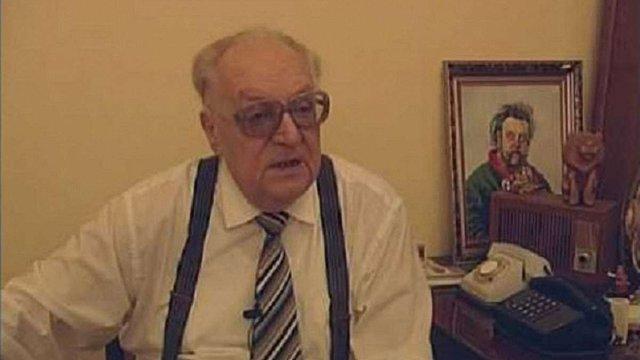 Помер відомий диригент і хормейстер Національної опери Лев Венедиктов