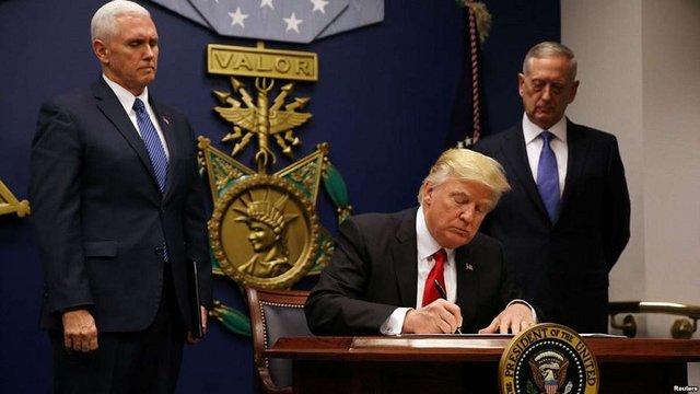 Дональд Трамп підписав оборонний бюджет США із $350 млн допомоги для України