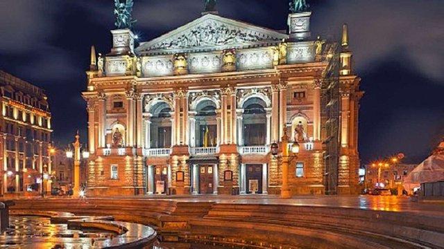 Фото Оперного театру у Львові визнано найкращою фотографією пам'яток України 2017