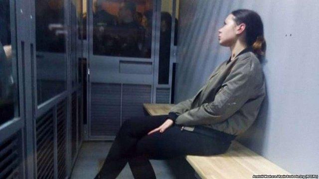 Водійка Олена Зайцева визнала провину у смертельній ДТП у Харкові