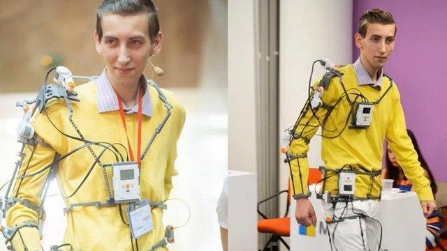 Український стартап потрапив до ТОП-25 престижного конкурсу з робототехніки